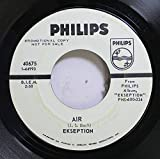 EKSEPTION 45 RPM AIR / DHARMA FOR ONE