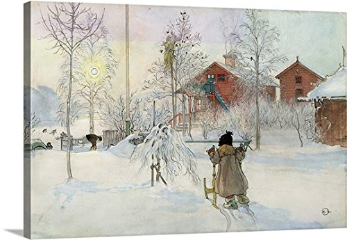 carl-larsson-premium-thick-wrap-canvas-wall-art-print-entitled-the-yard-and-wash-house-from-a-home-s