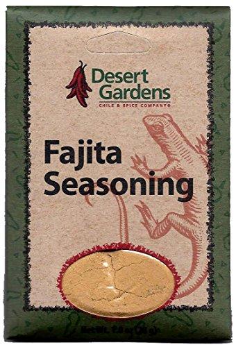 (Desert Gardens Fajita Seasoning (Pack of 4))