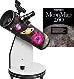 "Orion FunScope Astro Dazzle 4.5"" Reflector Sun & Moon Kit"