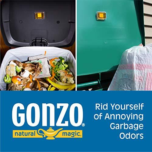 Gonzo Natural Magic Garbage Odor Eliminator Lemon