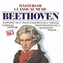 Masters of Classical Music, Vol. 3: Beethoven