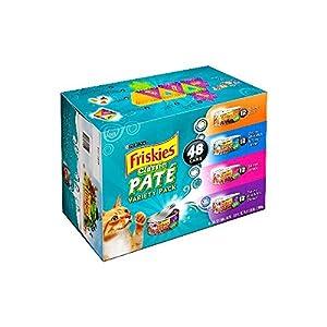 #1 Friskies Original Loaf Variety Pack Canned Cat Food (48/5.5-Oz Cans) 47