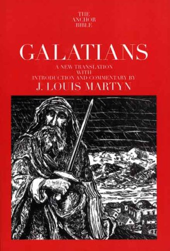 Galatians (The Anchor Yale Bible Commentaries)