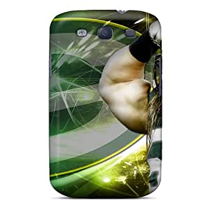 JoI1613TWBz Faddish Green Bay Packers Case Cover For Galaxy S3
