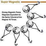 Swivel Swing Magnetic Hooks,Strong Heavy Duty