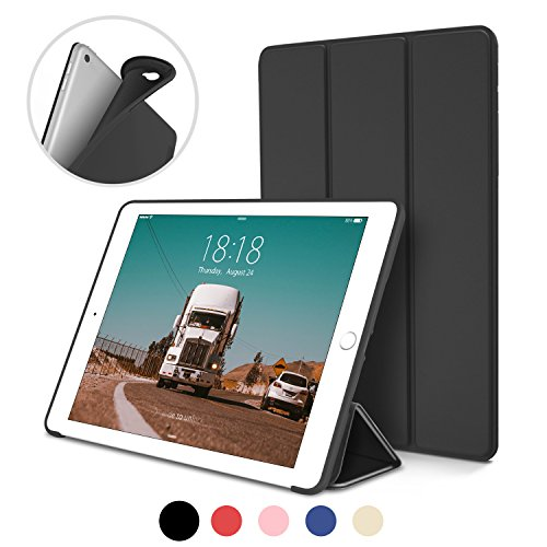 Apple iPad Air2 9.7 Inch Smart Cover, DTTO Ultra Slim Lightw