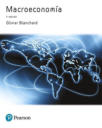 Macroeconomía Tapa blanda – 15 jun 2017 Olivier Blanchard PEARSON 8490355355 KCB.YQV
