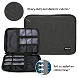 ProCase Electronics Travel Gadget Organizer Tech