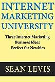 Internet Marketing University: Three Internet Marketing Business Ideas  Perfect for Newbies