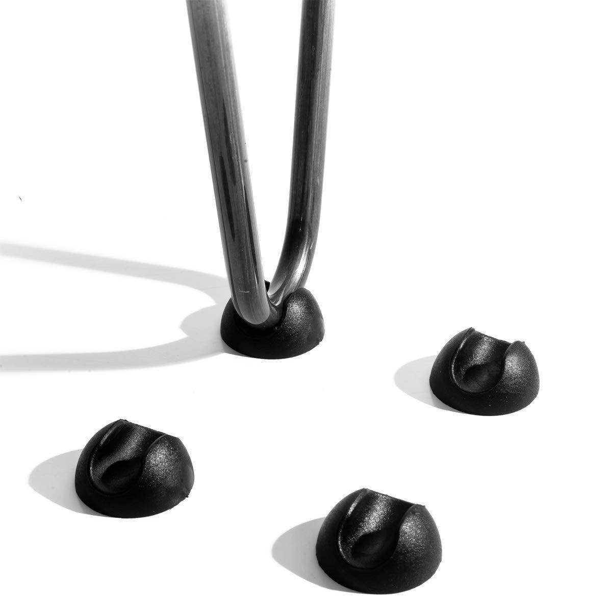 4 unidades Drenky Protectores de suelo para patas de horquilla