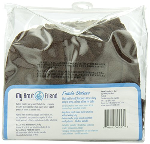 My Brest Friend Deluxe Cover, Chocolate, 0-12 Months by My Brest Friend (Image #2)