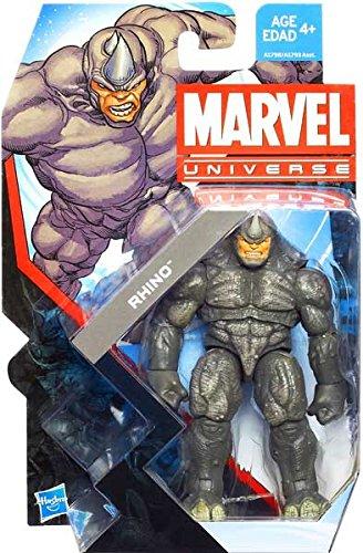 "Marvel Universe RHINO #003 Series 5, 3.75"" Action Figure"