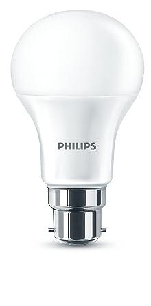 Philips - Bombilla LED, casquillo bayoneta, 14 W, 230 V, rosca B22