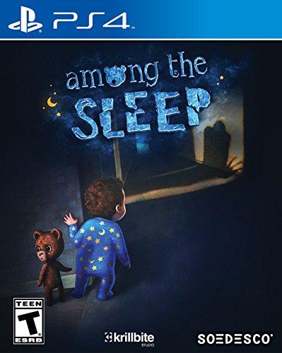 (Among the Sleep - PlayStation)