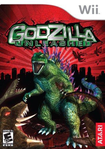 Godzilla Unleashed - Nintendo Wii (Godzilla Games)