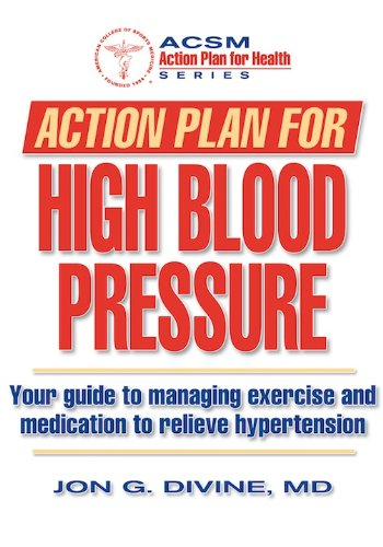 Action Plan for High Blood Pressure (Action Plan for Health)