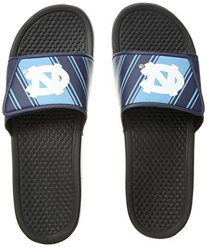 NCAA UNC Tar Heels Legacy Sport Slide, Small, Team Color 2