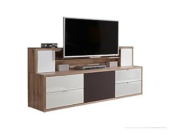 Medienboard Soundroom Iii Tv Hifi Center Fernsehschrank Tv