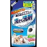 ペットの布製品専用 洗たく洗剤 つめかえ用 ×10点セット(4903351003897)