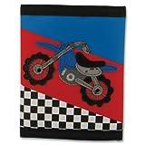 Stephen Joseph Motocross Wallet for Boys - Kids Wallets