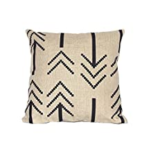 Aztec Decorative Pillow Covers Geometric Throw Pillow Cases Tribal Cushion Case Native American Cushion Cover 18x18