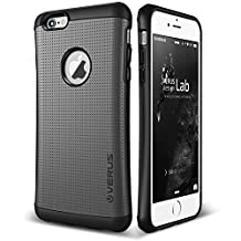 iPhone 6S Case, Verus [Thor][Charcoal Black] - [Military Grade Drop Protection][Natural Grip] For Apple iPhone 6S 4.7