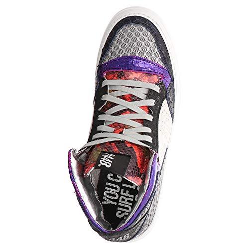 Donna Rot P448 Sneaker Donna P448 Sneaker 1dqx81