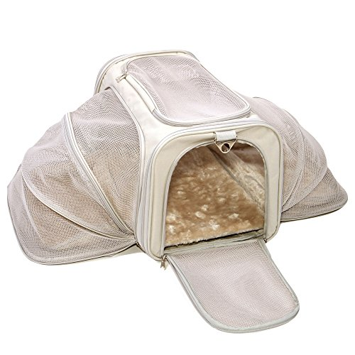 Jet Sitter Luxury Soft Sided Pet Carrier Tip 4 Pet