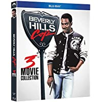 Beverly Hills Cop 3-Movie Collection on Blu-ray