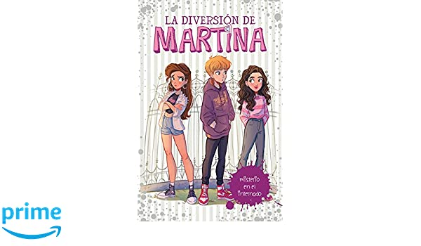 Misterio en el internado (La diversión de Martina 5): Amazon.es: Martina DAntiochia: Libros