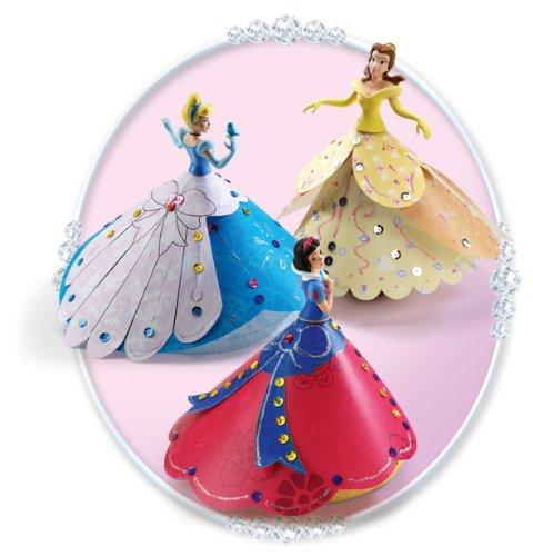 Famosa Arts & Crafts Disney proyectores Dress Your Princess ...