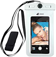 Voxkin ? Premium Quality ? Universal Waterproof Case for iPhone 6S, 6, 6 Plus, 5, 5S, 4, Galaxy S6 S5, Note 4,