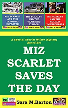 Download for free Miz Scarlet Saves the Day