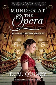 Murder at the Opera: An Atlas Catesby Mystery