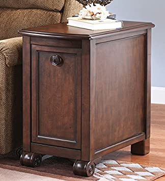 Chairside End Table by Ashley Furniture  Set of 2 Amazon com  Chairside End Table by Ashley Furniture  Set of 2  . Ashley Furniture Laflorn Chairside End Table. Home Design Ideas