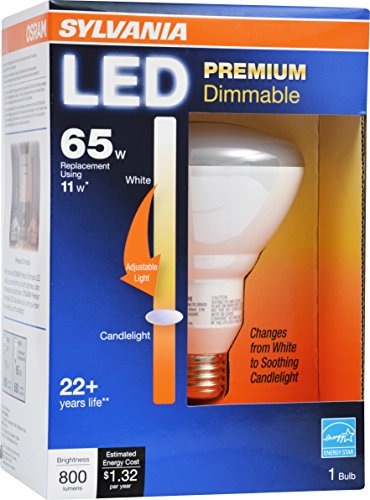 SYLVANIA ULTRA BR30 Light Dimmable