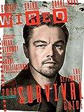Wired Magazine (January, 2016) Leonardo DiCaprio Cover