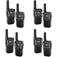 NEW! (8) Cobra CX112 16 Mile 22 Channel FRS/GMRS Walkie Talkie Two-Way Radios