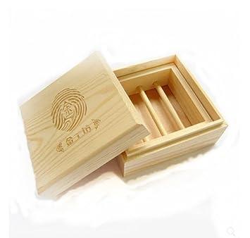 Gold Mania – Jabonera con tapa soporte integrado de aceite ...