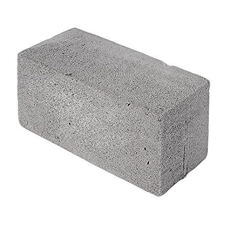 Amazon.com: Grill piedra pómez piedra pómez. Mango (L403) se ...