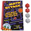 Math Attack: Math Games for Kids Using 30-sided Dice, Grades K-9 (Box Cars and One-Eyed Jacks, Vol. 5)
