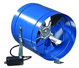 VENTS-US VKOM 200 Axial Fan, 8-Inch