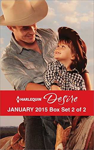 book cover of Harlequin Desire January 2015 - Box Set 2 of 2