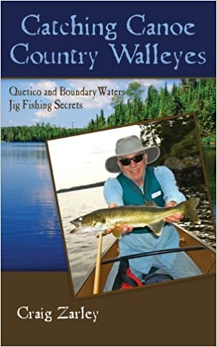 Quetico and Boundary Waters Jig Fishing Secrets Catching Canoe Country Walleyes