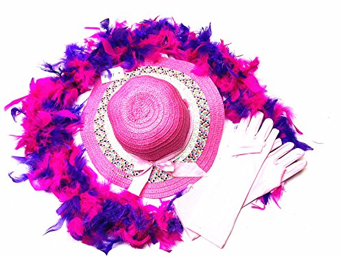 - Cutie Collections Tea Party Sets for Girls HOT Pink