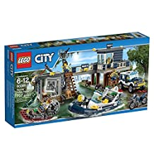 LEGO City Police Swamp Police Station - 60069