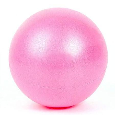 Sel-More Bola de Yoga de 25 cm Bola de Aptitud física Ejercicio de ...
