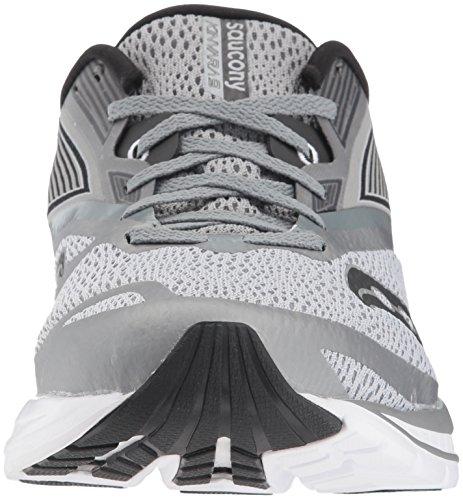 Fitness Saucony Noir Gris 9 Chaussures Pour Homme De Kinvara U4xqEw74
