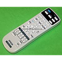 Epson Remote Control: PowerLite S17, PowerLite W17, PowerLite X17, PowerLite Home Cinema 725HD & 730HD